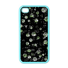 Green soul  Apple iPhone 4 Case (Color)