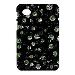 Green soul  Samsung Galaxy Tab 7  P1000 Hardshell Case