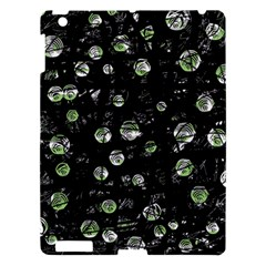 Green soul  Apple iPad 3/4 Hardshell Case