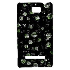 Green soul  HTC 8S Hardshell Case