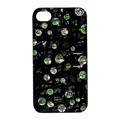 Green soul  Apple iPhone 4/4S Hardshell Case with Stand