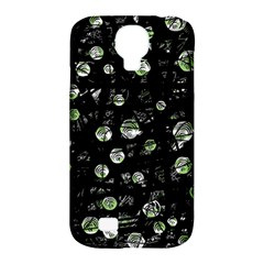 Green soul  Samsung Galaxy S4 Classic Hardshell Case (PC+Silicone)