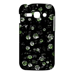 Green soul  Samsung Galaxy Ace 3 S7272 Hardshell Case