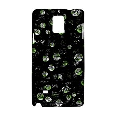 Green soul  Samsung Galaxy Note 4 Hardshell Case