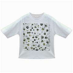 White and yellow soul Infant/Toddler T-Shirts