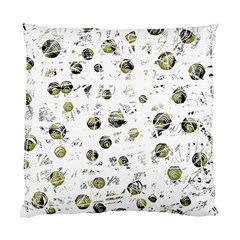 White and yellow soul Standard Cushion Case (Two Sides)