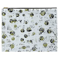 White and yellow soul Cosmetic Bag (XXXL)