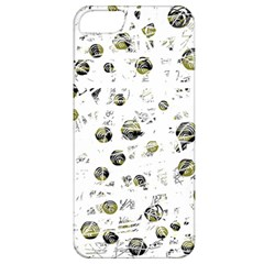 White and yellow soul Apple iPhone 5 Classic Hardshell Case