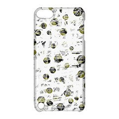 White and yellow soul Apple iPod Touch 5 Hardshell Case with Stand