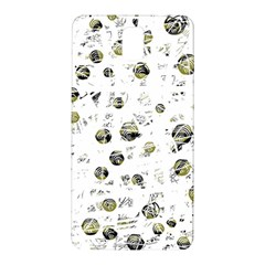 White and yellow soul Samsung Galaxy Note 3 N9005 Hardshell Back Case