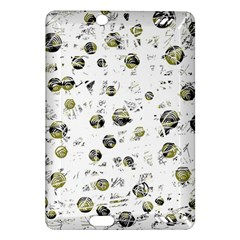 White and yellow soul Amazon Kindle Fire HD (2013) Hardshell Case