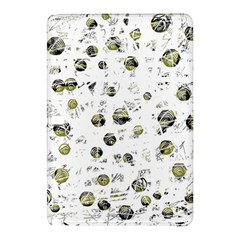 White and yellow soul Samsung Galaxy Tab Pro 10.1 Hardshell Case