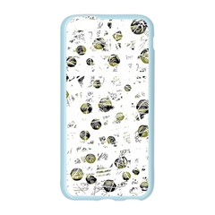 White and yellow soul Apple Seamless iPhone 6/6S Case (Color)