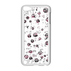 White and red soul Apple iPod Touch 5 Case (White)