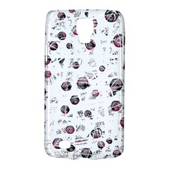 White and red soul Galaxy S4 Active