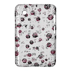 White and red soul Samsung Galaxy Tab 2 (7 ) P3100 Hardshell Case