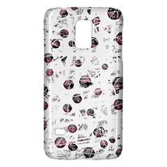 White and red soul Galaxy S5 Mini