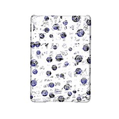 White and deep blue soul iPad Mini 2 Hardshell Cases