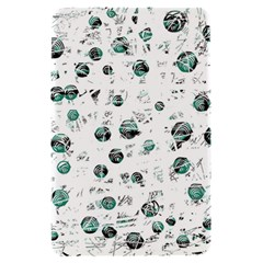 White and green soul Kindle Fire (1st Gen) Hardshell Case