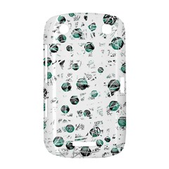 White and green soul BlackBerry Curve 9380