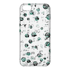 White and green soul Apple iPhone 5C Hardshell Case