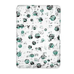 White and green soul Samsung Galaxy Tab 2 (10.1 ) P5100 Hardshell Case