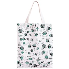 White and green soul Classic Light Tote Bag