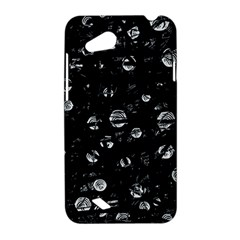 Black and gray soul HTC Desire VC (T328D) Hardshell Case