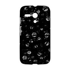 Black and gray soul Motorola Moto G