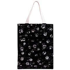 Black and gray soul Classic Light Tote Bag