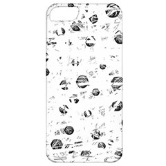White and gray soul Apple iPhone 5 Classic Hardshell Case