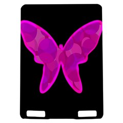 Purple butterfly Kindle Touch 3G