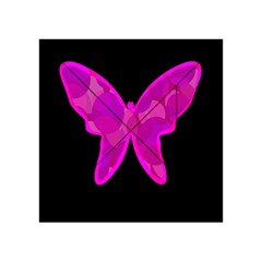 Purple butterfly Acrylic Tangram Puzzle (4  x 4 )