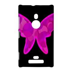 Purple butterfly Nokia Lumia 925