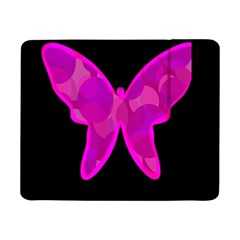 Purple butterfly Samsung Galaxy Tab Pro 8.4  Flip Case