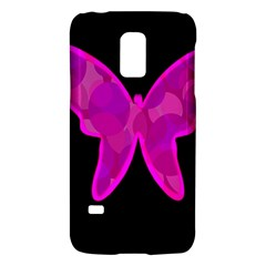 Purple butterfly Galaxy S5 Mini