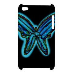 Blue butterfly Apple iPod Touch 4