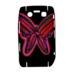 Red butterfly Bold 9700
