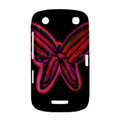 Red butterfly BlackBerry Curve 9380