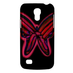 Red butterfly Galaxy S4 Mini