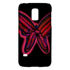Red butterfly Galaxy S5 Mini