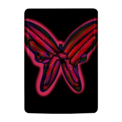 Red butterfly Kindle 4