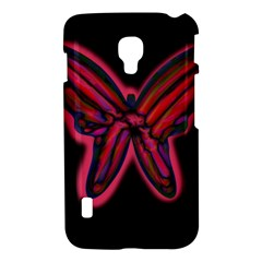 Red butterfly LG Optimus L7 II