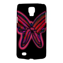 Red butterfly Galaxy S4 Active