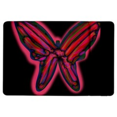 Red butterfly iPad Air 2 Flip