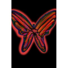 Red butterfly 5.5  x 8.5  Notebooks