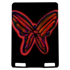 Red butterfly Kindle Touch 3G
