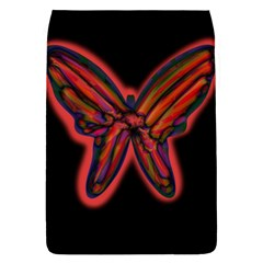Red butterfly Flap Covers (L)