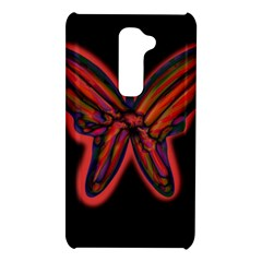 Red butterfly LG G2
