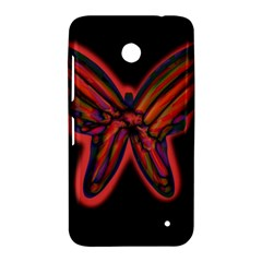Red butterfly Nokia Lumia 630